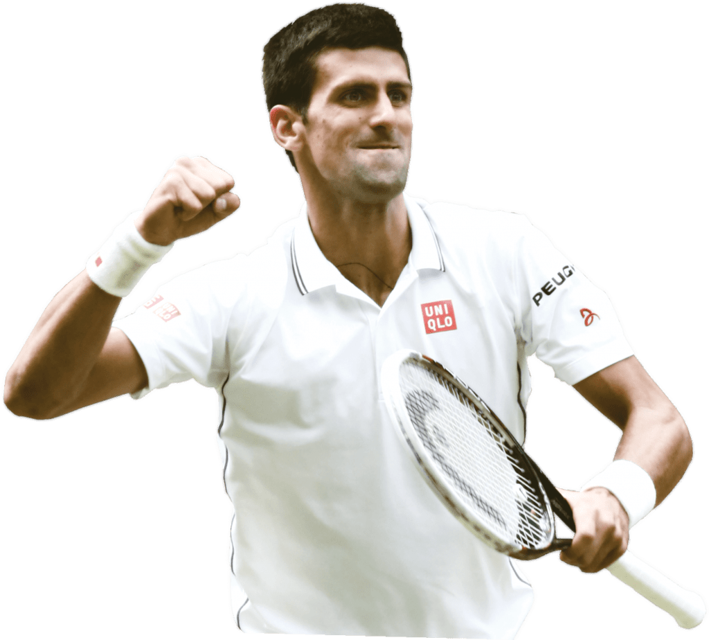 Novak Djokovic with or without  the vaccine-Keephumanity research