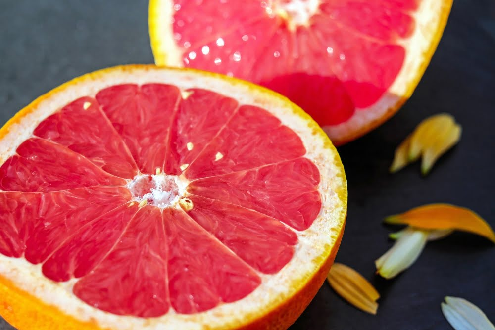 Fruits and vegetables good for the lungs-Keephumanity  research-grapefruit