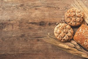 Delicious walnut biscuits with chocolate- Santa Cruz bakery- Keephumanity research